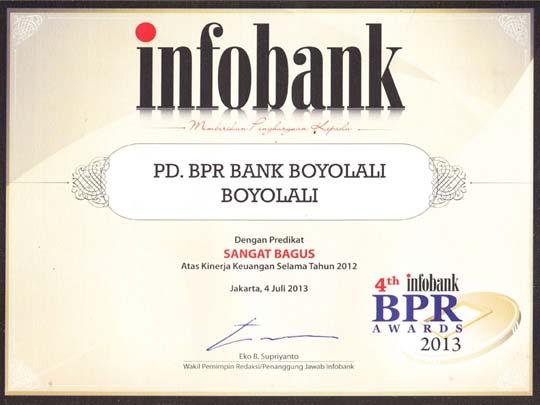 Infobank 2012