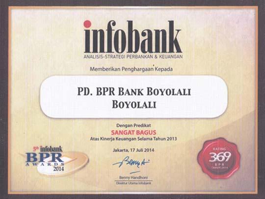 Infobank 2013