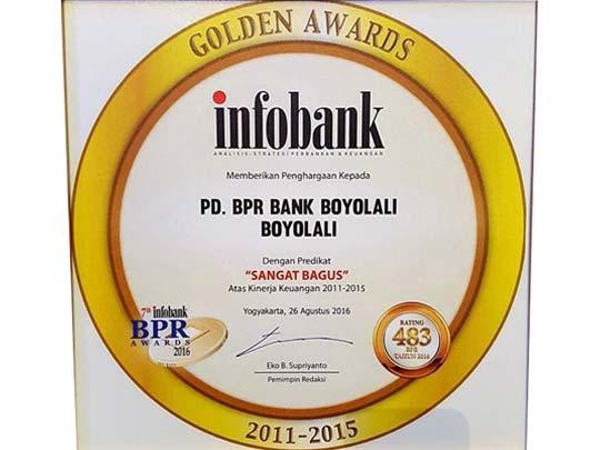 Golden Award Infobank 2016